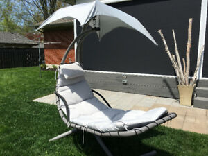 2 Hanging & Rotating Hammocks - $199 EACH