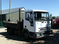 Iveco cargo tector 75E17 TIPPER 04 REG LEZ COMPLAINT