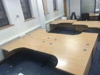 Job lot clear out office desks
