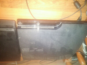 ps3 perfect condition with games