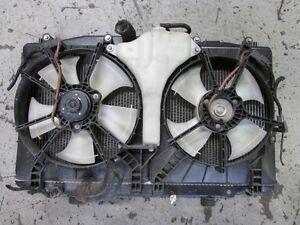 JDM Acura TSX Cooling Fans Radiator Fan 2004 2005