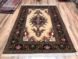 Persian Hand Made- Hand Knotted Rug