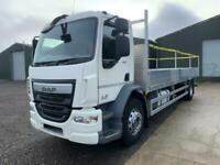 DAF TRUCKS LF220 Euro 6 Scaffold truck