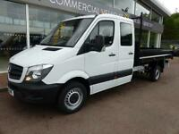 Mercedes Sprinter Cdi 130ps 313 Double Cab 5 seat Tipper