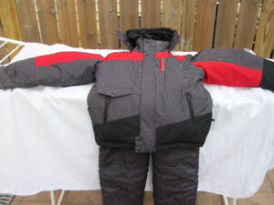 Gently Used London Fog Boys Winter Coat and Pants (10/12)
