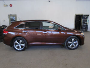 2010 TOYOTA VENZA LTD AWD V6 LUXURY SUV! LEATHER! ONLY $10,900!