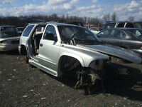 PARTING OUT A 2002 DODGE DURANGO