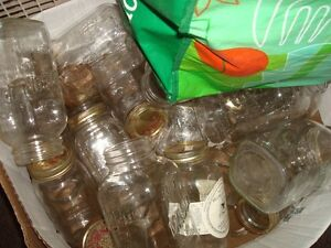 Canning Jars this is the season .40 cents Cambridge Kitchener Area image 2