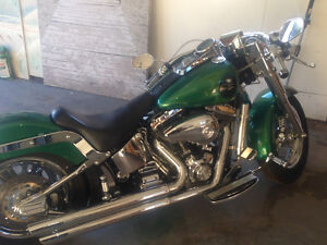 2003 (100th Anniversary) Harley Davidson Fat Boy