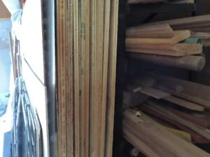 4 X 8 Plywood Sheets and Wood Planks