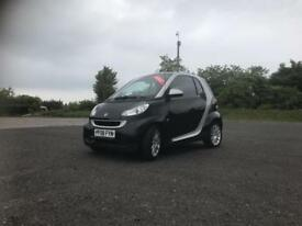 2008 Smart Fortwo Coupe Passion 71 Full Front Tow Frame 1