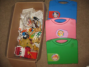 Large Playmobil Figure Lot