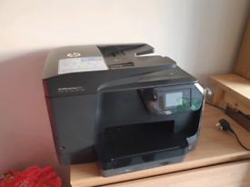 HP Officejet Pro 8715 printer