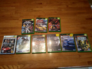 Xbox games for sale