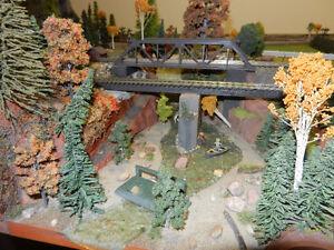 HO guage train set