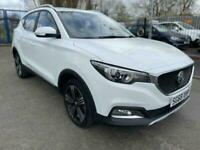 2018 68 MG MG ZS 1.5 EXCLUSIVE 5D 105 BHP-WHITE 2 KEYS+FSH+1 OWNER NEW+BLUETOOTH