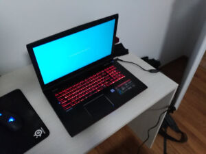 NÉGO! Portable MSI GAMING **i7 7700k + 1070 8GB!**