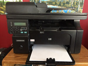 hp laserjet m1212nf MFP printer