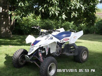 2007 Suzuki LTR 450R Up for Trade or sell