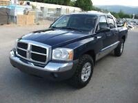2005 Dodge Dakota SLT Auto 4x4 174000KMS New Tires