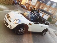 Mini One Convertible - low mileage, great condition