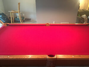 Olhausen Pool Table//accessories!!! Kitchener / Waterloo Kitchener Area image 1