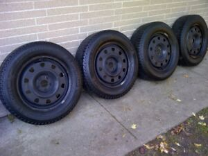 Jeep Cherokee Winter Tires/Rims