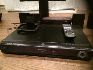 Selling Panasonic Blu Ray home theatre for $200