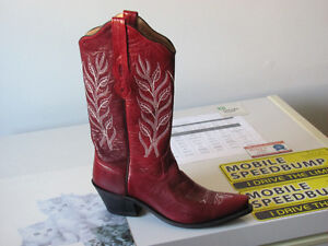 OLD WEST LADIES COWGIRL BOOTS