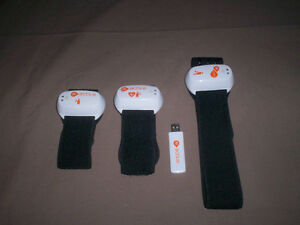 """EA SPORTS ACTIVE 2"" WITH HEART RATE MONITOR 2 SENSORS AND USB"