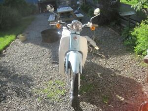 symba 100  scooter