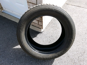 Four 235/55R18 Firestone Destination LE2 *barely used*