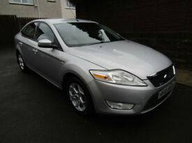 2010 (10) Ford Mondeo 2.0TDCi 140 Zetec 5 Door Hatchback Diesel Manual