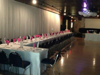 Banquet Hall for small events