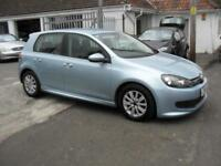 2011 VOLKSWAGEN GOLF 1.6 TDi 105 BlueMotion 5dr