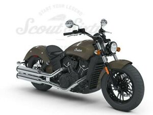 2018 Indian SCOUT SIXTY