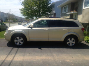 Dodge Journey SXT With New Winter Tires