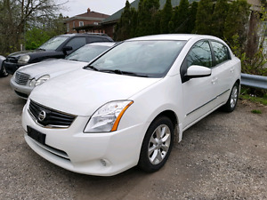 2011 NISSAN SENTRA CERTIFIED & E-TESTED