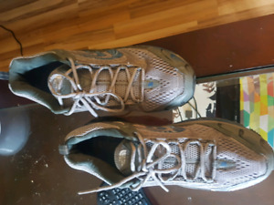 The North Face OrthoLite shoes
