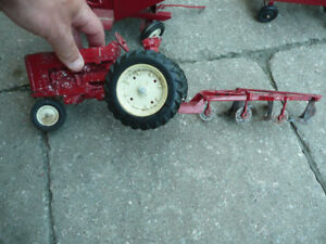 ERTL Die Cast - Farm Equipment collection with Tractor