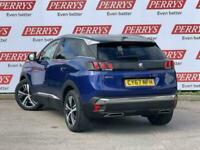 2018 Peugeot 3008 1.2 PureTech GT Line 5dr Estate Estate Petrol Manual