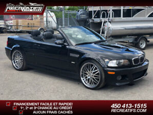 2004 BMW M3 CONVERTIBLE **AUCUN ACCIDENT**
