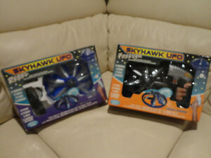 Selling A pair of RARE Early 2000's Skyhawk Flying R/C UFO's Kitchener / Waterloo Kitchener Area image 1