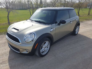 2007 Mini Cooper S LOW KM