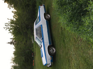 1978 Ford Fairmont Coupe (2 door)