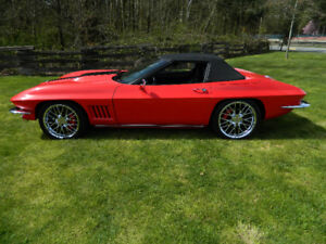 "Corvette ""1967 Resto-Mod"" Custom Conversion"