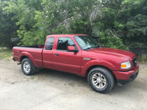 2009 Ford Ranger FX-4 Supercab 4WD