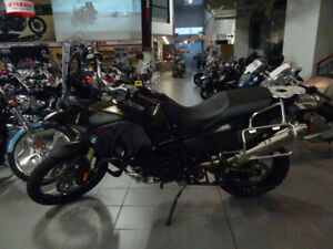 DEMO SALE!! 2016 BMW F800GS Adventure