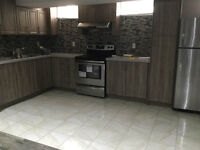 one bed room / two bed room  base ment with parking  in brampton