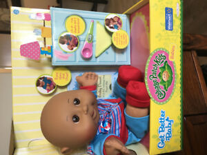 Cabbage Patch Boy Doll NIB